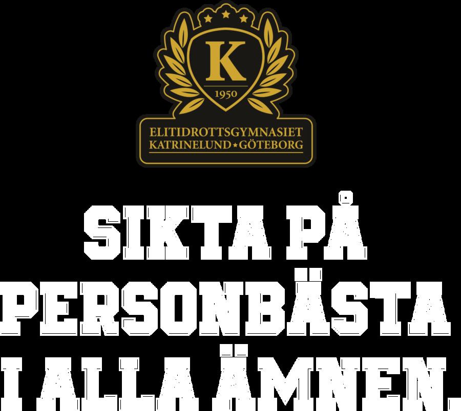 Katrinelund – Sikta på personbästa i alla ämnen
