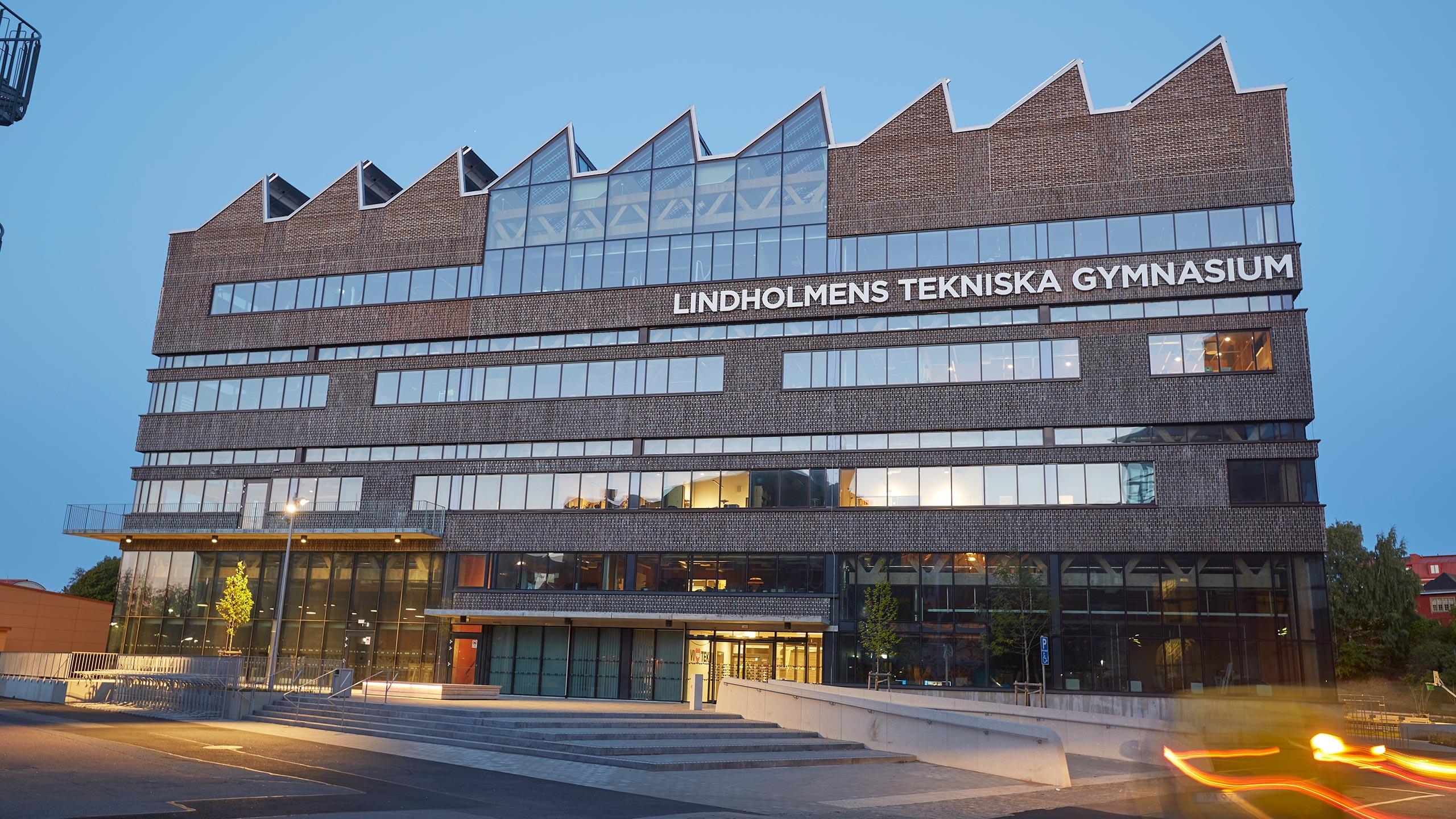 Lindholmens Tekniska Gymnasium