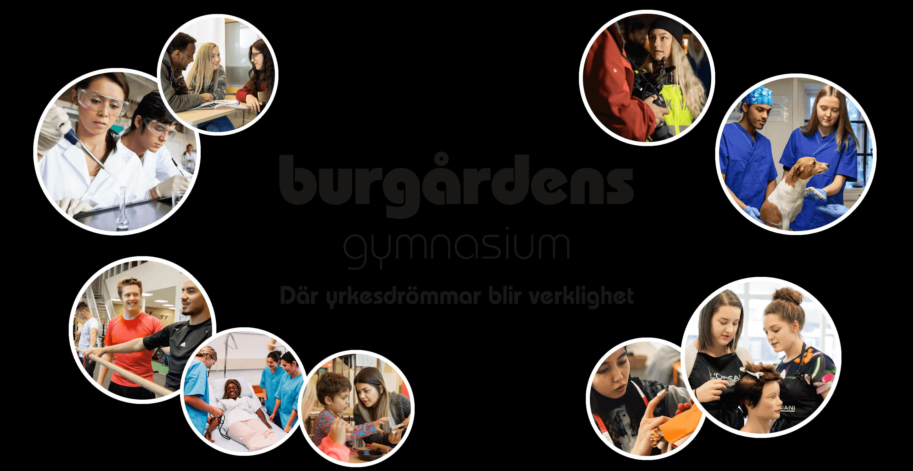 Burgårdens gymnasium – Där yrkesdrömmar blir verklighet